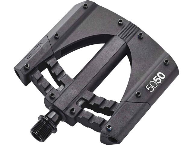 Crankbrothers 5050 Pedały, black/black